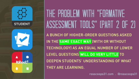 The Problem with %22Formative Assessment Tools%22 (part 2 of 2)